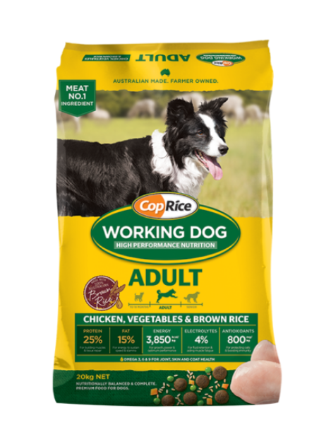 Picture of Coprice Dog Food - Working Dog