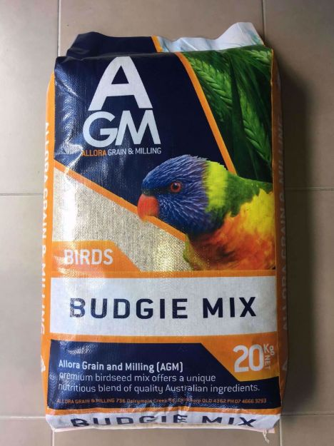 Picture of AGM Budgie Mix  - 5KG