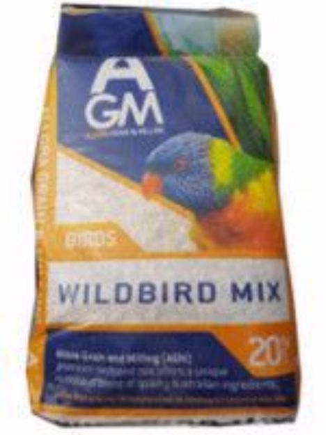 Picture of AGM Wild Bird Mix -5KG