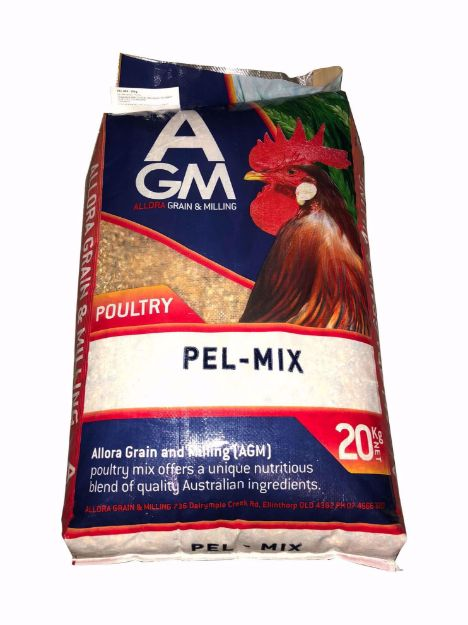 Picture of AGM Pel-Mix 20KG