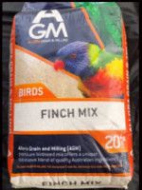 Picture of AGM Finch Mix - 20KG