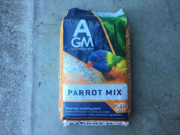 Picture of AGM Parrot Mix - 20KG