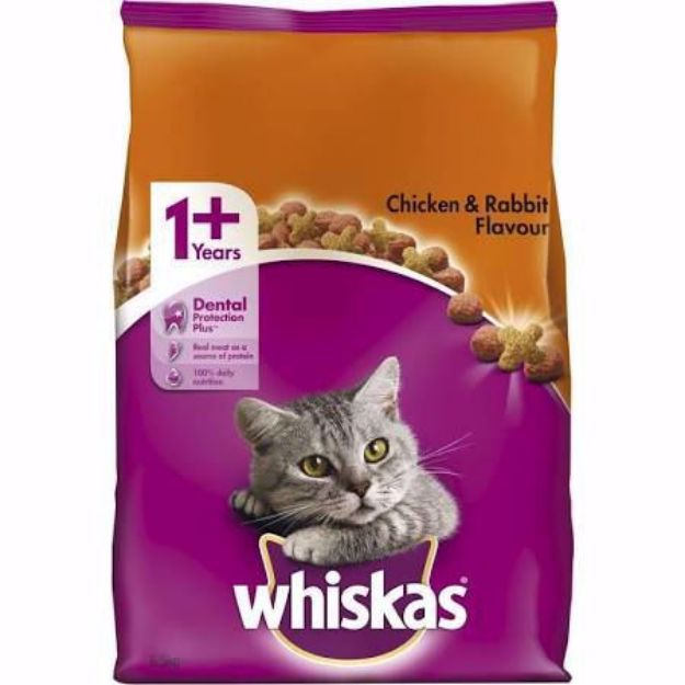 Picture of Whiskas- Chicken & Rabbit 6.5KG