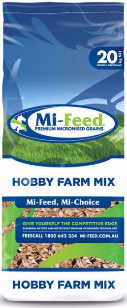 Picture of Hobby Farm Mix 20KG